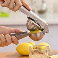 Stainless Steel Lemon Orange Hand Squeezer Juicer Manual Press Kitchen Tool #gib