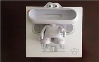 Hot sale B-eats Dude Stand for Pill Portable Speaker Case Speaker Stand Shell