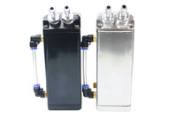 kylin racing D1 SPEC square style Racing Oil Catch Tank Can without any logo