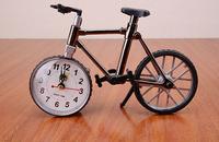 Creative Bike Alarm Clock