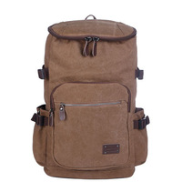 Korean men's casual travel backpacks men luggage & travel bags large Capacity backpack British retro canvas men's backpacks