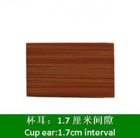 ES052  1.7cm  Bamboo birdcage supplies bird cup ear bamboo birdcage accessories 3pieces/lot  Free shipping