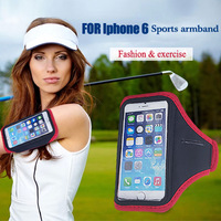 Sport Gym Running Armband Case for iphone 6 iphone6 i phone 6 iphone 5/5S,NEW Arm Belt Band Travel Accessory S4 S3 Case Cover