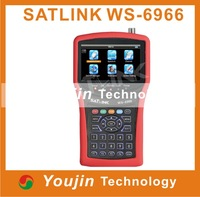 SATLINK ws6966 DVB-S Digital Satellite Finder Meter WS-6966