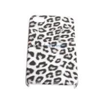 Fashion Back Hard Cover Case Printed Leopard For Apple Iphone 4G  V3NF