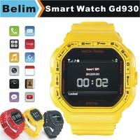 "Free Shipping Watch Phone GD930 GSM 1.46"" Touching Screen Smart Watch MP3/MP4 Support WAP GPRS Camera FM Micro SD card"