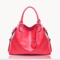 2015 fashion genuine leather bag women handbag shoulder bags office handbags lady big tote bolsas woman messenger bag