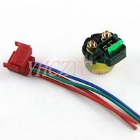 Free Shipping Fit HONDA GL1100 CB700 VF750 CB750 CB550 GL650  GL1200 GL500 Electric Starter motor relay /Starter Relay Solenoid