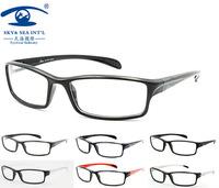 Eyewear Accessories Sports Glasses Men TR90 Flexible Prescription Sports Glasses New 2014