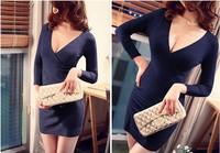 Free shipping Hot Sale 2014 New Women's Dress High Quality New Jersey Dress Bottom Dress 1885