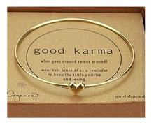 ns3  fashion sweet peach heart wishing bracelets gold bracelets for women old jewelry free shipping