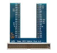 Free shipping Raspberry Pi B+ Cobbler Plus Breakout for Raspberry Pi B+ Raspberry Pi model b+ plus