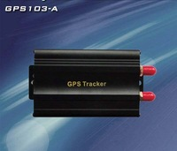 Free Shipping Gps Tracker/ Personal Tracker/Car Tracker GPS103A With Remote Control