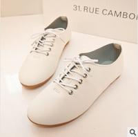 2014 women fashion sneaker shoes genuine leather cowhide women casual shoes big size moccasins flats shoes for women