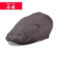 YJF-D99 spring plate excellent men cotton breathable outdoor forward sunshade cap hat