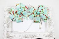 baby Christmas Hair Clip  Christmas Hair Bow  Christmas headband,Holiday Hair Clip Christmas Hair Accessories 15set/lot
