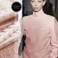 Gorgeous diamond Plaid 38 Mumi silk fabrics dyed silk jacquard silk