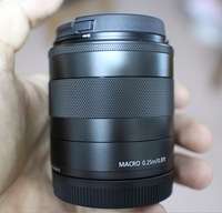 Original and new for  SLR EF - M 18-55 mm f / 3.5 5.6 M IS STM single electric EOS M zoom lens,for eos m and eos m2 ,EF-M 18-55