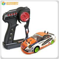 Drop Shipping High Speed Motor 2.4GHz radio control  4WD Drift car
