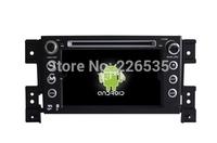 7Inch Pure Android4.1 Car DVD GPS Navigation For Suzuki Grand Vitara 2DIN Car Stereo Radio Car GPS Bluetooth USB/SD