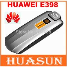 Unlocked Original Huawei E398 E398u-1 100Mbps 4G LTE USB Modem Wireless Data Card USB STICK free shipping(China (Mainland))