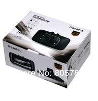 Original HD1080P Car DVR Vehicle Camera Video Recorder Dash Cam G-sensor 2.7 inch screen HDMI GS8000L Novatek extra 32GB TF card