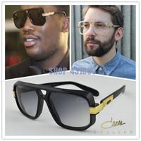 Vintage Cazal 627 Sunglasses men German brand Designer Retro Cazal eyeglasses Original goggles sport sunglasses mens sunglasses