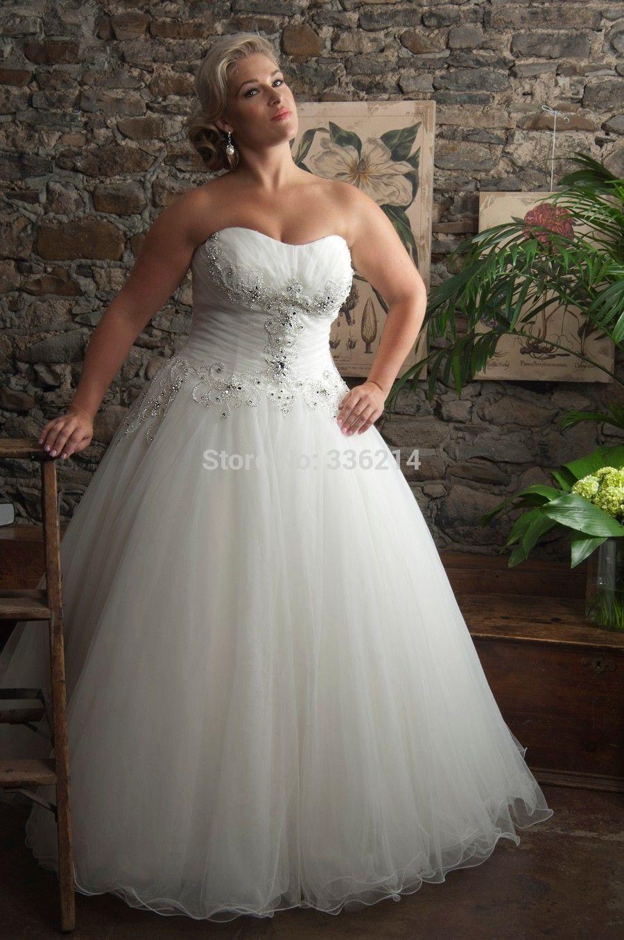 Свадебные платья для толстых девушек и цены