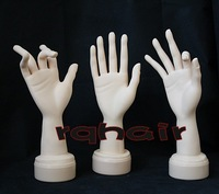 Mannequin Right/left Hand mannequin jewelry stand,jewelry mannequin display model hand-RUA
