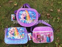 Frozen bags Children Fashion Cartoon handbags kids Small shoulder bags