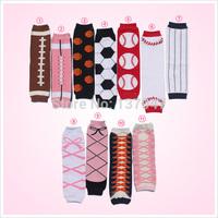 Free shipping! Football Soccor Cotton leg warmer,Baby and Toddler  leg warmer Arm warmer