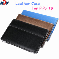 High Quality  PiPo T9 Protective shell Skin Leather Case multi color free shipping