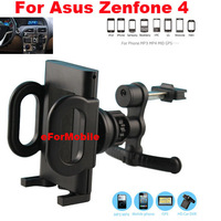 Mobile Phone Holder Car Air Vent Holder Rotary Holder  Mobile Phone Stand  For  Asus Zenfone 4