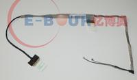 2PCS Per Lot For Asus K42 A42 X42 K42JR LCD VGA Cable ebour003