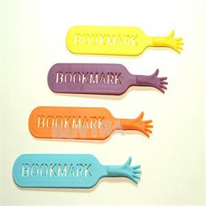 1Set/4pcs Free Shipping The BOOK MARK Help Me Novelty Bookmark Funny Bookworm Gift Stationery Random Color(China (Mainland))