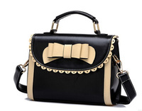 Free shipping fashion women handbags PU material