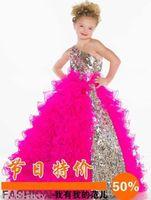 Flower Girl Dresses 2014 Girls Pageant Dresses Girls Princess Dress Summer Party dress