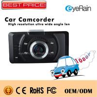 4pcs X-red Night Vision Car dvrs full hd 1080p Mini Video Recorder for Car 2.7inch TFT LCD G-sensor HDMI out Car Dash Cam.GP500