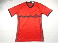 free shipping 2014 Brazil World Cup MEXICO away red Thailand Quality Soccer Jersey A+++ mexico Thailand quality Jersey