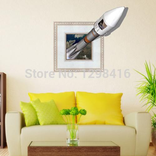 Rocket Parete Rocket Fire Arrow Parete