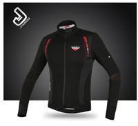 2014 New Jakroo Men Winter Thermal Fleece Windproof  Waterproof Cycling Bicycle Riding Long Sleeve Jacket  - EVO (Athlete)
