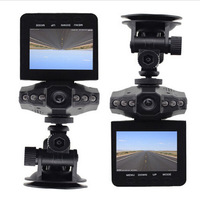 "LED Night Vision Car Camera Recorder #7 14629 Lowest Price, free shipping wholesale car dvr ,2.5"" LCD Screen ,6 IR"