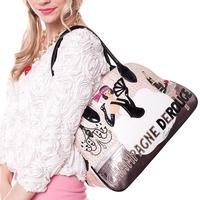 Shoulder bag patchwork braccialini bag 2014 fashion personality female banquet belle