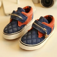 2014 new arrival fashion children canvas shoes high quality brand boy shoes cute kids sneakers