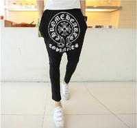 Hot Sale 2014 New Men's Casual Sports Pants/ loose male trousers/Loungewear and nightwear Grey M- XL ZL285