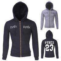 Free shipping 2014 new men's printing long-sleeved flannelette cotton cardigan hoodie,fashion casual slim hoodies men wholesale