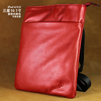 CSCASES New universal case sleeve,100% Genuine Leather Case For Samsung GALAXY Tab 2 P5100 10.1/N8000/N8100 10.1 inch tablet pc