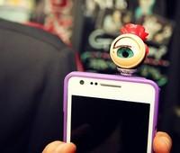 Japanese fashion personality Korea wink of the eye phone dust plug wholesale mixed batch
