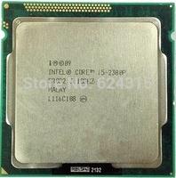 Intel Core i5-2380P CPU (6M Cache, 3.1GHz to 3.4GHz , i5 2380P ) SR0G2 ,LGA1155,95W,Tray,Desktop CPU Compatible H61 H77 Z75 Z77