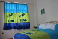 baby  curtain child  cartoon bedroom curtains boys curtains130/200*200